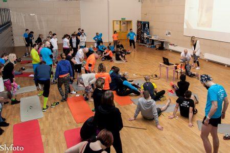 Szkolenie dla biegaczy