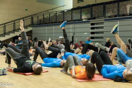 I edycja szkolenia dla biegaczy